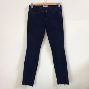 Current/Elliott corduroy Ankle Pants -26